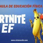 FORTNITE EF. Lleva al aula el juego que ha cautivado la atención de millones de niños y adolescentes
