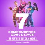 7 Cosas educativas de FORTNITE que desconoces