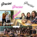 La alegría de compartir pasión e ilusión con todos los docentes con buena praxis